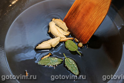 Макароны с курицей и кабачками, Шаг 02