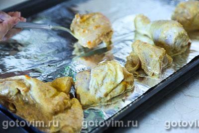 Курица тандури (Tandoori Chicken), Шаг 06