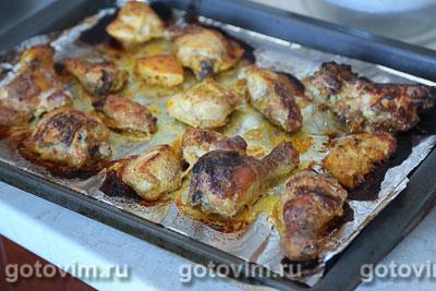 Курица тандури (Tandoori Chicken), Шаг 07