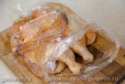 Курица в двойном маринаде, запеченная в духовке, Шаг 08