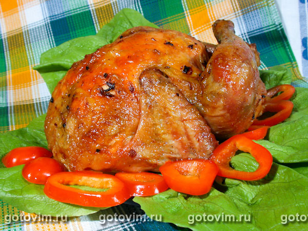 Десятки рецептов приготовления вторых блюд из курицы жареная