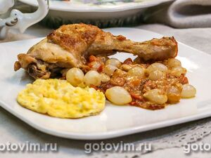 Креветки Фра Диаволо – кулинарный рецепт
