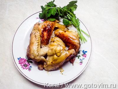 крылышки куриные в пиве в мультиварке рецепты