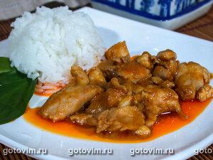 Курица по-тайски