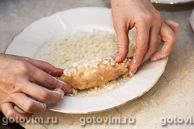 куриные рулетики с сыром дор блю рецепты с фото