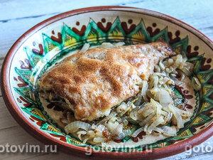 Кюфта-кебаб с йогуртовым соусом, пошаговый рецепт с фото