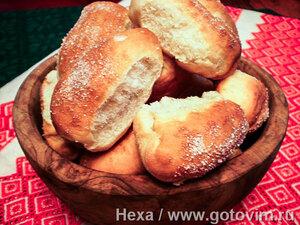 Постные пирожки-левашники