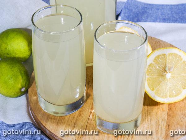 Имбирный лимонад - домашние рецепты