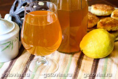 Карамельный лимонад