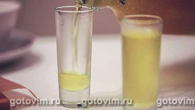 Ликер лимончелло. Фотография рецепта