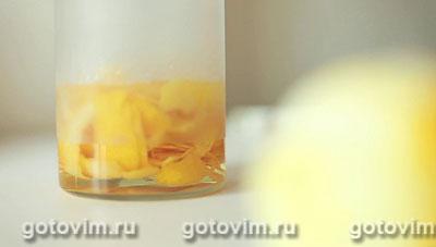 Ликер лимончелло, Шаг 03