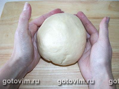 Лимонный пирог из творожного теста, Шаг 02