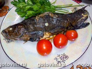 Рыба на гриле (на решетке)