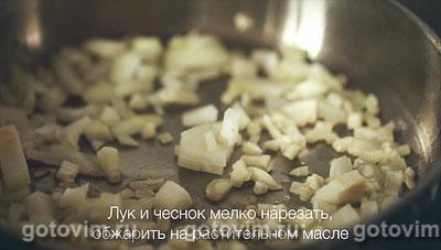 Жареные лисички с картошкой, Шаг 03