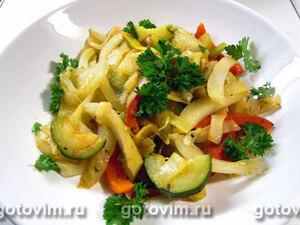 Любимые овощи «В ожидании весны»