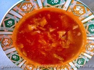 Альотта - мальтийский рыбный суп (Aljotta)