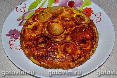 Мандирмак - дагестанская картофельная запеканка на сковороде