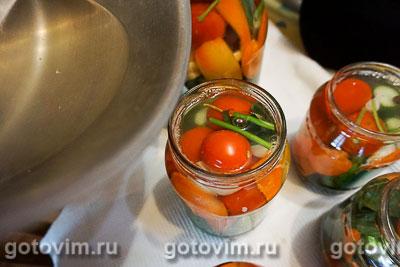 Ассорти из маринованных овощей, Шаг 09