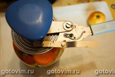 Ассорти из маринованных овощей, Шаг 10