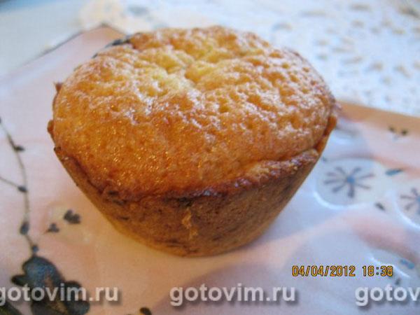 Масарини с черникой (Mazarin Cakes). Фотография рецепта