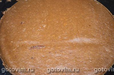Торт медовик шоколадный, Шаг 05