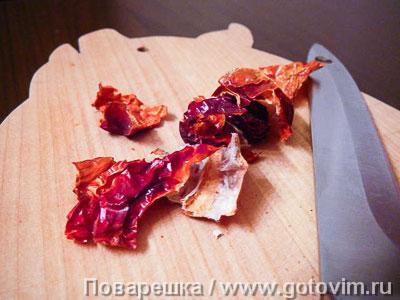 Мексиканская закуска для текилы  (блинчики с мясом), Шаг 04