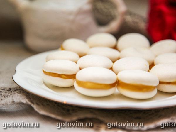 меренга крем рецепт с фото
