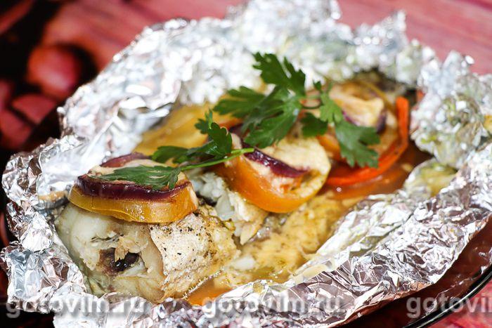 borealis fish рецепты