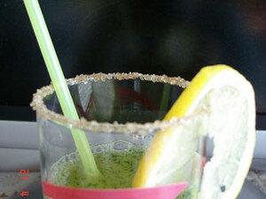 Мохито безалкогольный