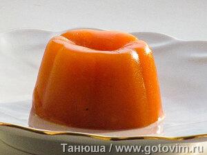 Морковный мармелад