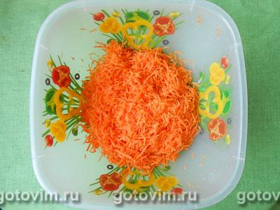 Запеканка творожная с морковью, Шаг 01