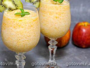 Мусс «Тутти-Фрутти» из консервированных фруктов