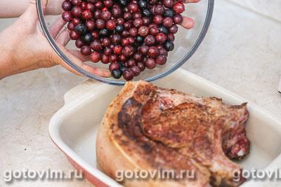 Мясо с крыжовником, Шаг 03