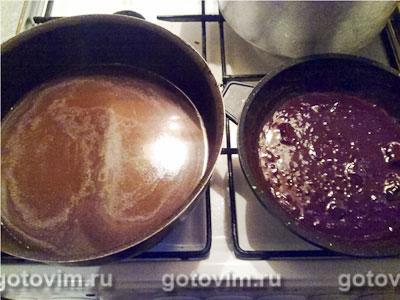Мясо в шоколаде, Шаг 05