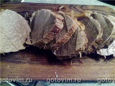 Мясо в шоколаде, Шаг 06