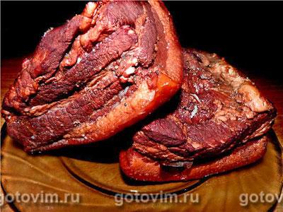 свинина в шелухе луковой рецепт с фото