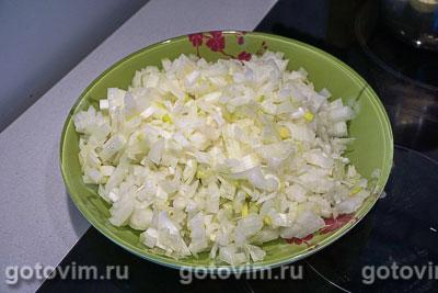 Мясные зразы с яйцом и луком, Шаг 01