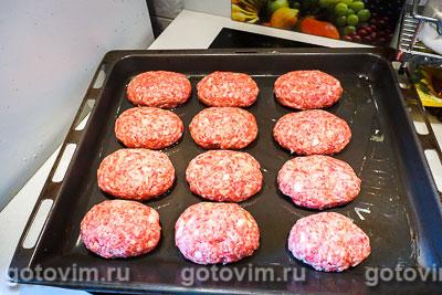 Мясные зразы с яйцом и луком, Шаг 06