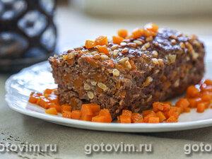 Мясной рулет с тыквой и кедровыми орешками