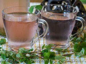 Напиток из кислицы