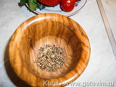 Нухат шурпа (мясной суп с горохом), Шаг 03