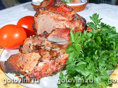 Фрикасе с курицей и горошком  кулинарный рецепт