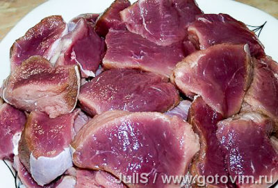Мясо с душком | Советчица Кидстафф