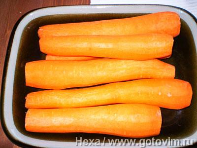 Паренки из моркови, Шаг 01