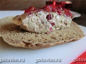 Паштет по финскому рецепту (с клюквенной заливкой)