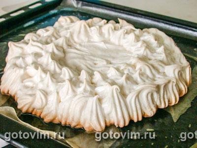 Торт «Павлова», Шаг 04
