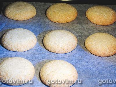 Печенье с имбирем и медом, Шаг 06