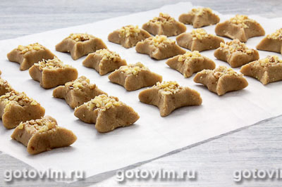 печенье с ананасом рецепт