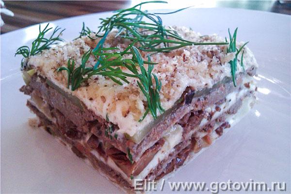рецепт торта из лаваша