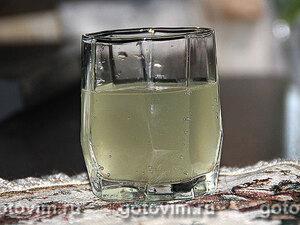 Пенный напиток берёзовый